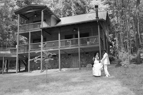 cabin amp vacation rental weddings
