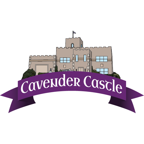 Cavender Castle Website Logo