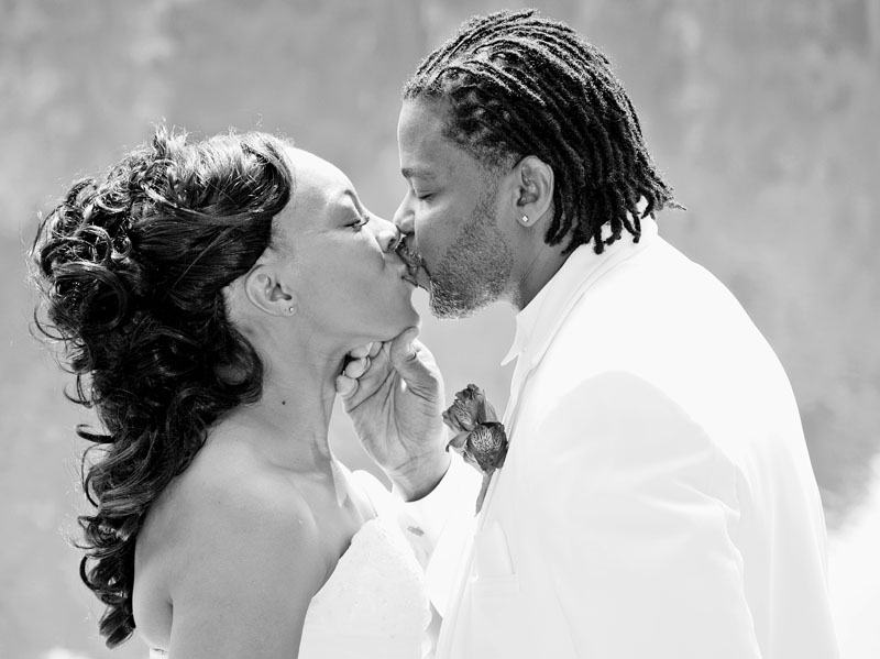 North Georgia Wedding Couple