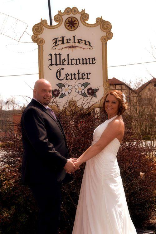 Helen Ga Weddings Couple
