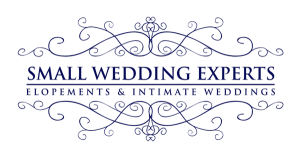 Small Wedding Experts Logo (Trans 600 X 311) as PNG