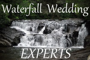 Waterfall Wedding Experts