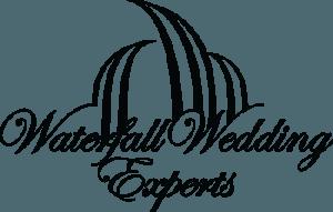 Waterfall Wedding alternatives to wedding chapels in Georgia