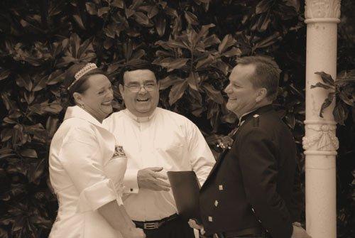 Rev Rick Durham Wedding Minister - Officiant