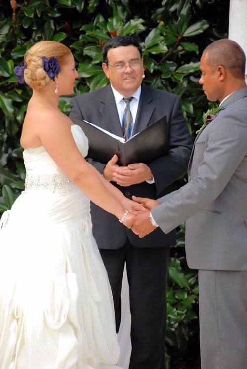 Wedding Officiant Rev Rick Durham